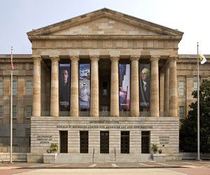 Smithsonian American Art Museum Washington DC