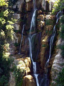 Cascate del Rio Verde in Italy