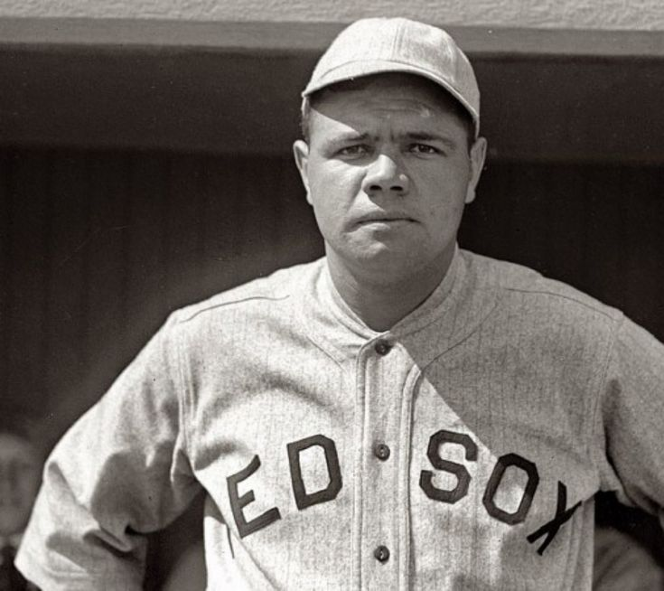 Babe ruth contract-2482