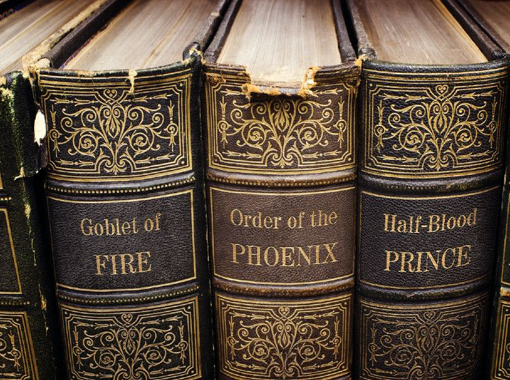Where can I acquire these Harry Potter books?