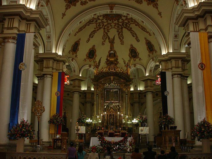 Catedral: Virgen de Chiquinquirá (Boyaca-Colombia)