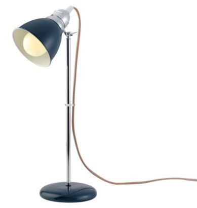 This Estiva table lamp will create an eye-catching feature in any living space #lighting #modern