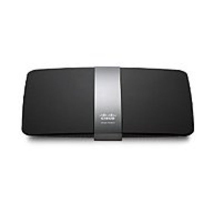 Linksys EA4500 N900 Dual-Band Wireless-N Router - Gigabit Ethernet - 2.4-5 GHz