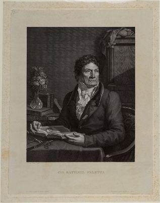 Giovanni Battista Paletta, médecin milanais