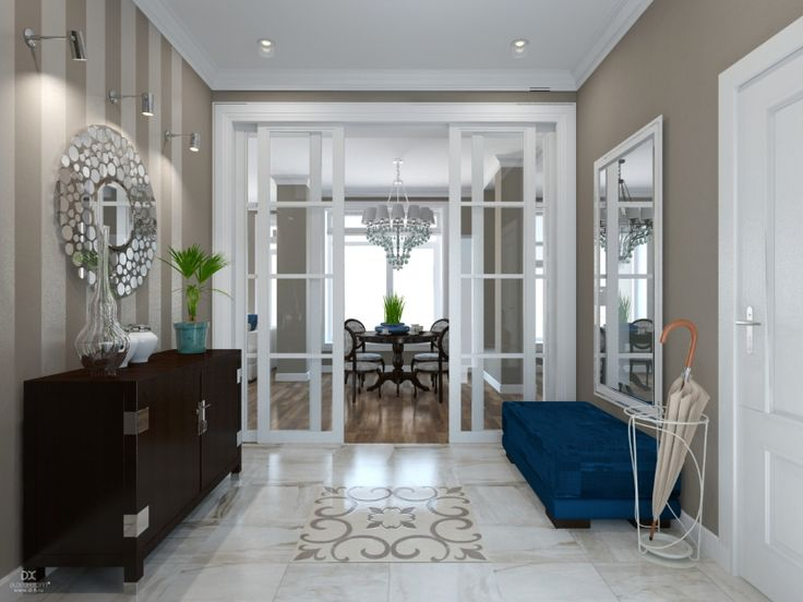 """Жилой комплекс «Lake House», Квартира """"Современный стиль"""", 130 кв.м."""
