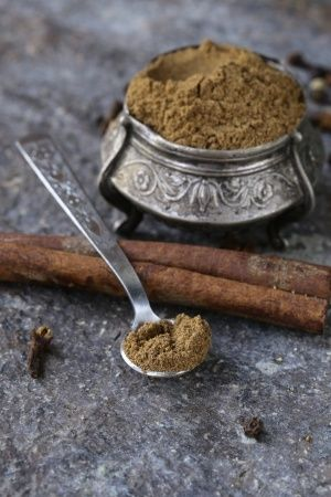 #recette du mélange d'épices indien garam masala !!