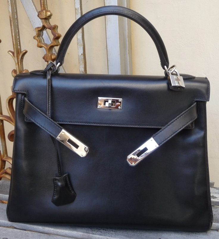 hermes 32 kelly black togo bag ghw