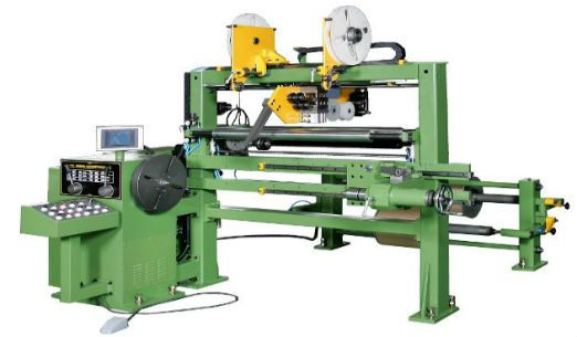 Of late several new types of wire winding machines have been introduced that mainly run on computer programs.  #Machinery #WireWindingMachine