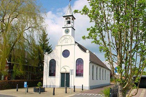 Hervormde kerk Heiligerlee (provincie Groningen)