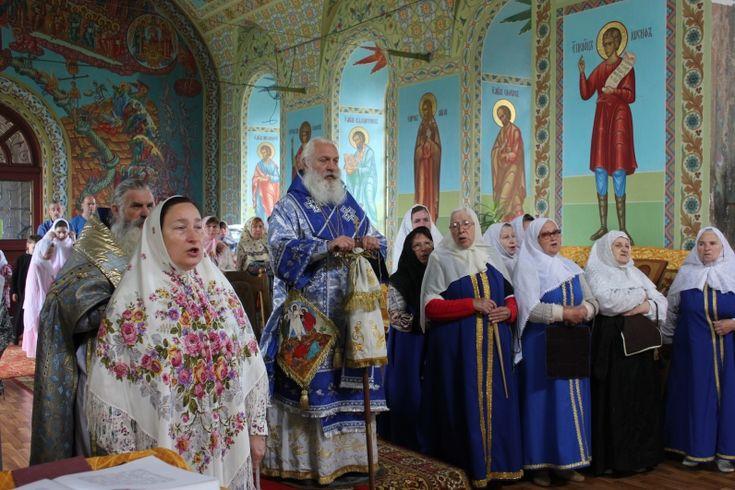 Архипастырский визит предстоятеля РДЦ в Нижегородскую область