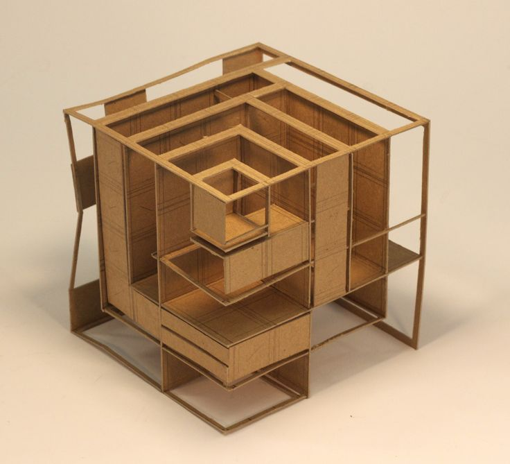 Best 25 cube design ideas on pinterest led light design music den and picture cube - Wooden cube house plans ...