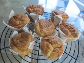 Nibble Nation: How to: Banh Bong Lan (Vanilla Sponge Cake)