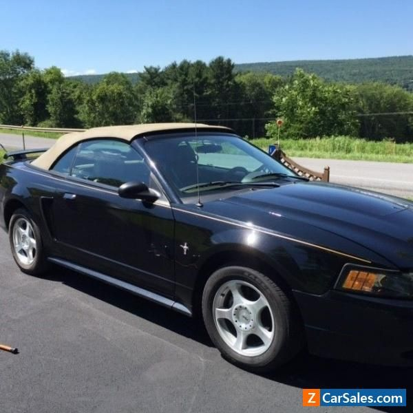 2003 Ford Mustang Pony Edition #ford #mustang #forsale #unitedstates