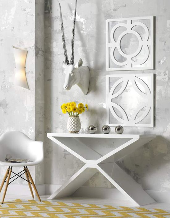 Modern Accessories For Console Tables   Google Search