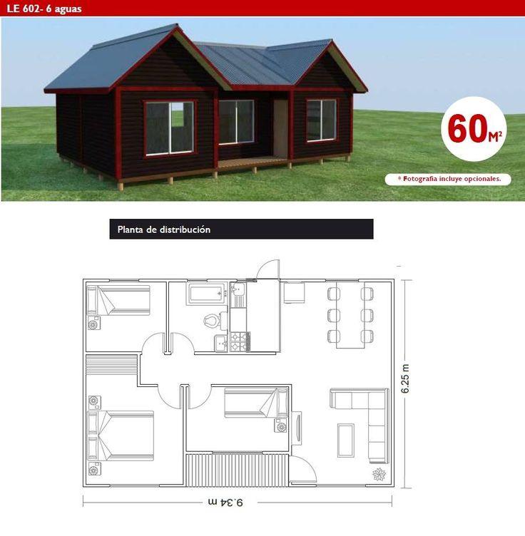 Best 25 modelos casas prefabricadas ideas on pinterest - Casas modulares prefabricadas baratas ...