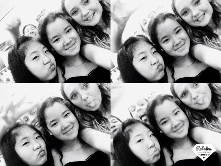 Thi girls