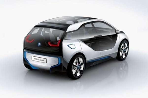 BMW i3 concep