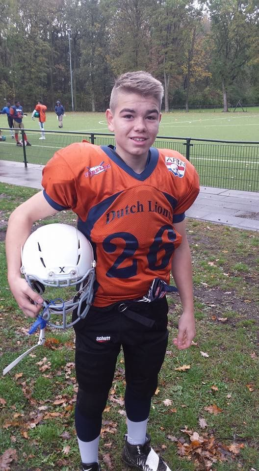 Our youth QB: Timo!