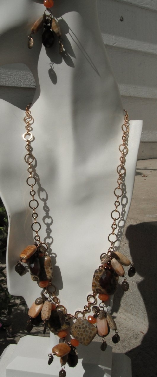 Earrings to match | wire wrapped jewelry | Pinterest