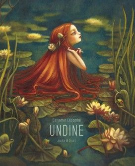 I love the drawings and the story. A fairy-tale for book lovers. Undine