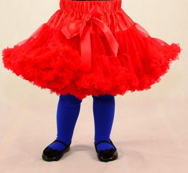 Piros szoknya