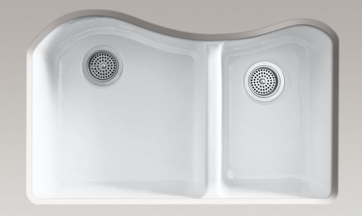Kohler Lawnfield sink: Our sink choice :)