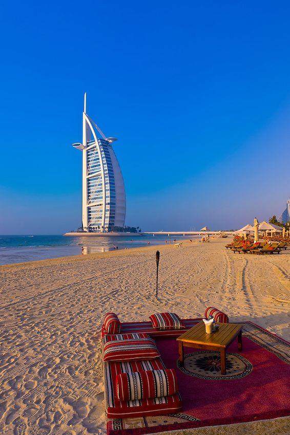 Burj Al Arab Hotel - Dubai, UAE