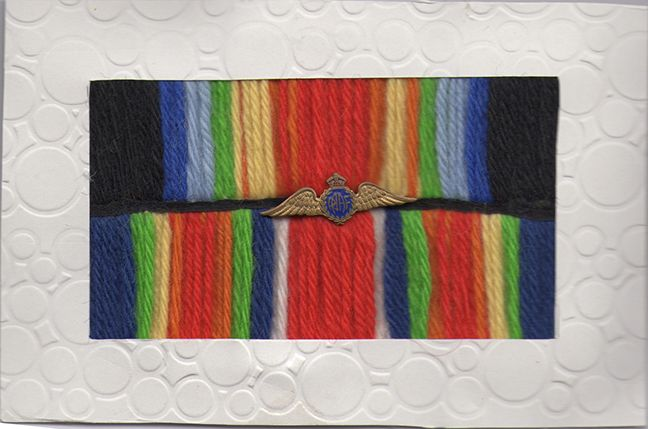 Victory Medal Ribbons by Chris Row