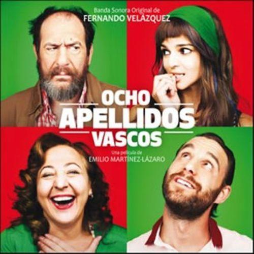 Ocho Apellidos Vascos [CD]
