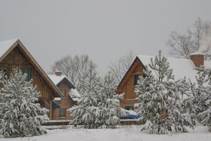 Christmas# Masuria#winter