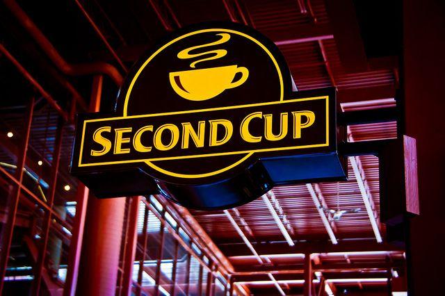 It's a Canadian thing....Second Cup Coffee - WAAAAAAAAAAYY Better than Starbucks!!