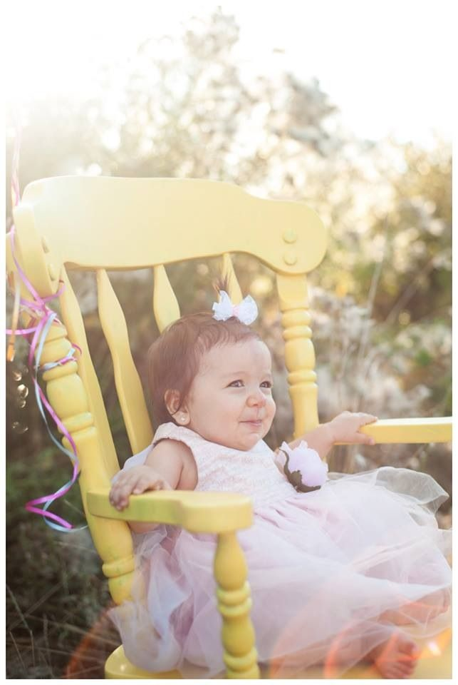 ... Photographer  Pinterest  Rocking chairs, Baby first birthday