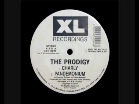 The Prodigy - Charly - The Alley Cat Mix - YouTube