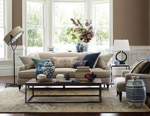 Williams Sonoma Living Room Love The Williams Sonoma