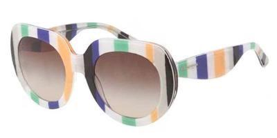 (Trend: Ik Kan Niet SUNder!) Dolce & Gabbana DG4191P 272313 Zonnebril
