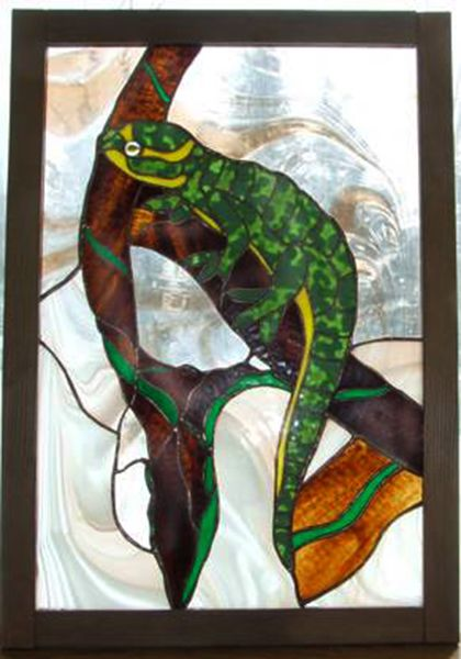 70 Best Images About Stained Glass Frogs On Pinterest