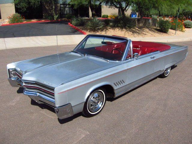 1967 Chrysler 300 Maintenance Restoration Of Old Vintage
