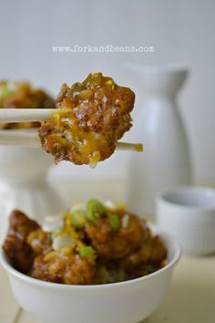 Vegan Richa: Cara's Crispy Orange Cauliflower. Vegan Glutenfree Recipe