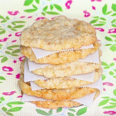 Cookies au citron? Jamais testé ! Idée sympa