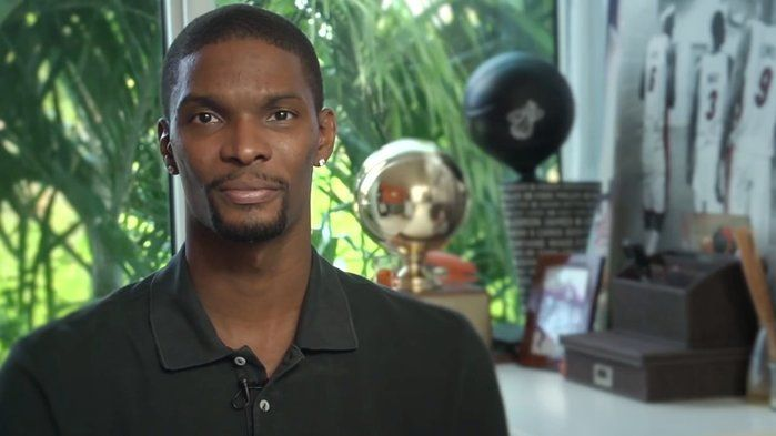 Hour of Code: Chris Bosh teaches Repeat Until statements - Technologies,STEM (F,1,2,3,4,5,6). The Hour of Code is a one-hour introduction to computer science, designed to demystify code and show that anybody can learn the basics.  In this video, basketball star Chris Bosh explains the difference between a Repeat Until command and a Repeat Loop command.