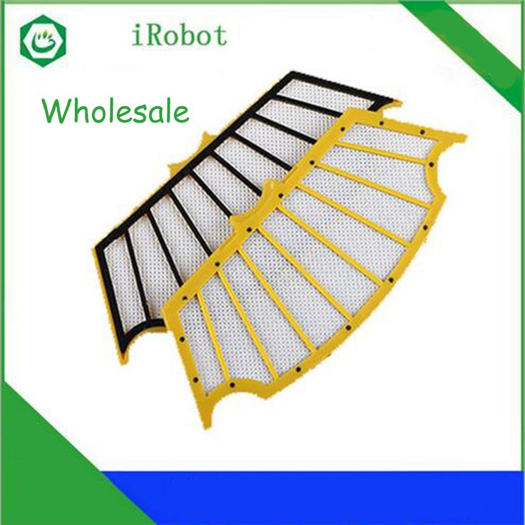 50pcs/lot Vacuum Cleaner Parts HEPA Filter for iRobot Roomba series 500 600 Vacuum Cleaner //Price: $US $50.68 & FREE Shipping //     #homeappliance24