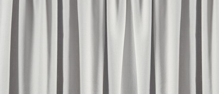 Lynton Dove Grey Plain Cotton Pencil Pleat Ready Made Curtains at Laura Ashley