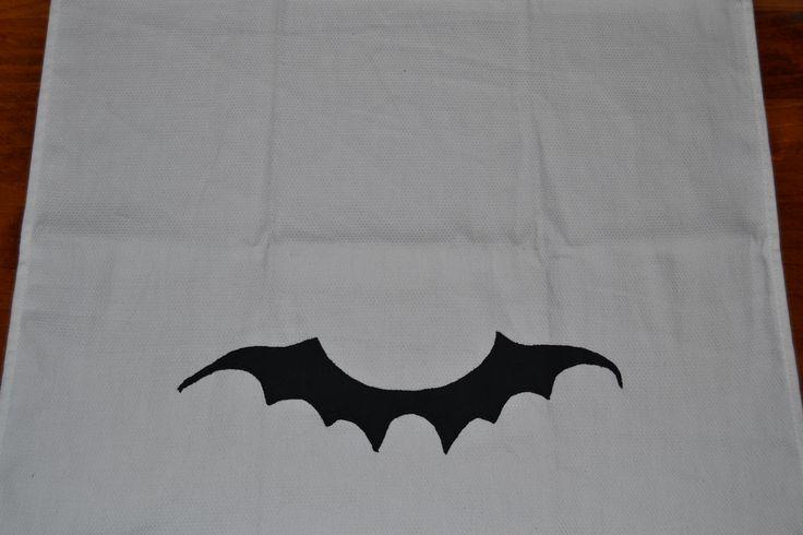 Bat Tea Towel