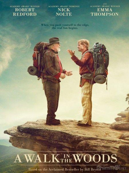 Phim Chuyến Cuốc Bộ Trong Rừng