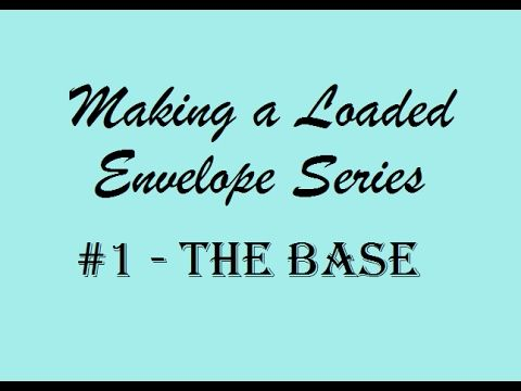 how to make envelope youtube