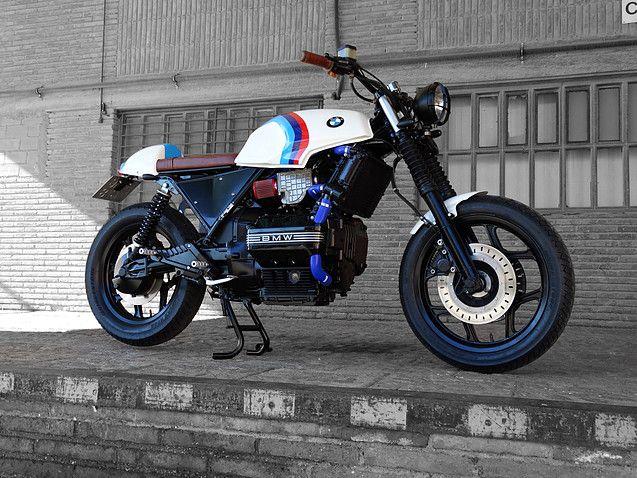 bmw k75 cafe racer bikes | bmw k | pinterest | cafe racer bikes