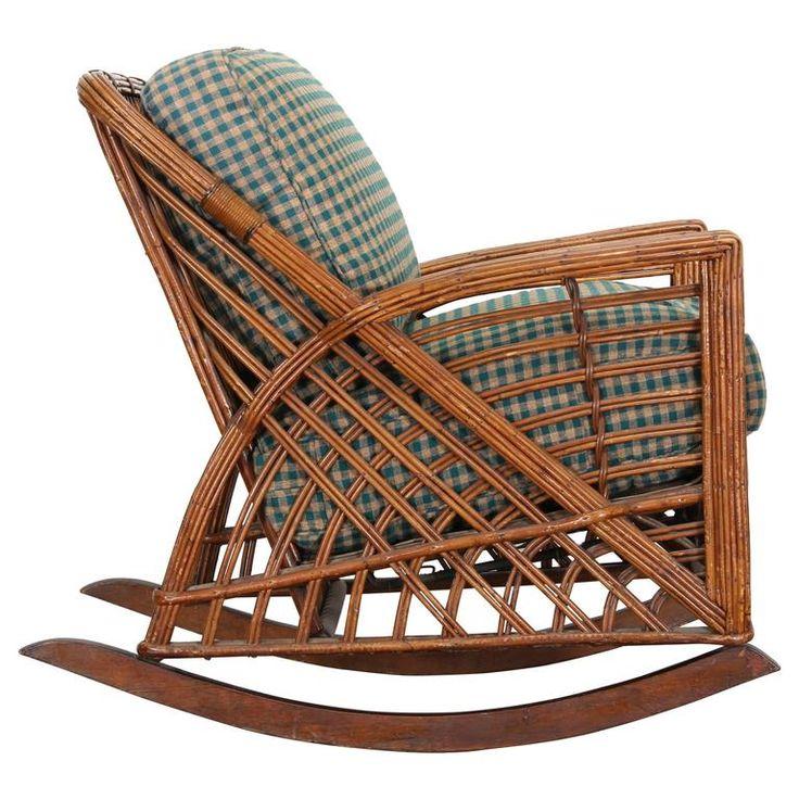 ... rocking chair 1930s wicker rocking chair modern rocking chairs rattan