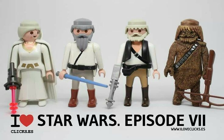 Star Wars. Episode VII.