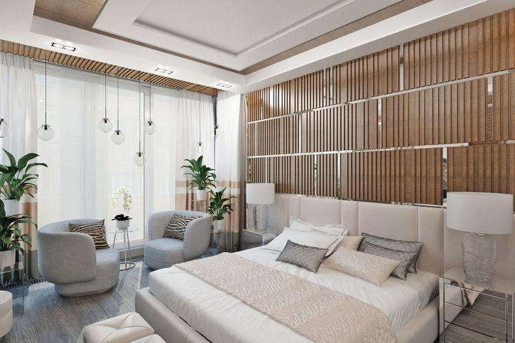 Москва - ЖК Smolensky De Luxe - апартаменты 164 кв.м