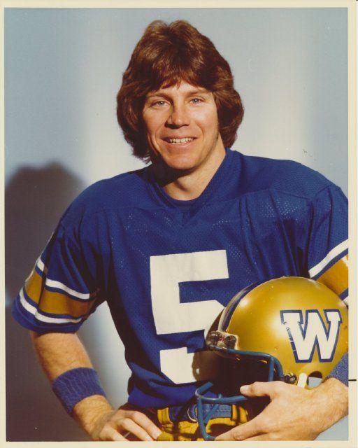 Dieter Brock - Winnipeg